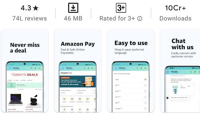 Amazon Shopping App Download