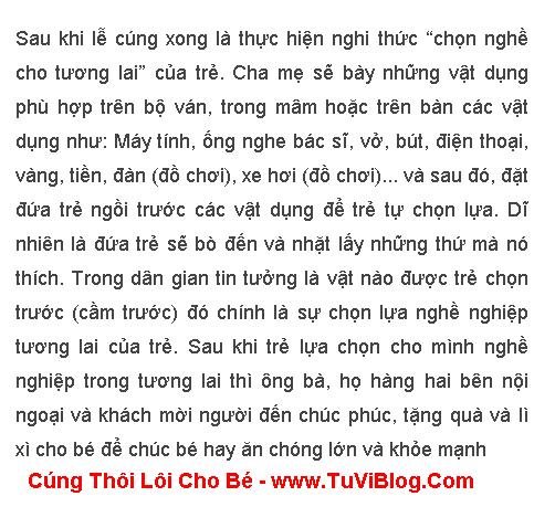 Cung Thoi Loi