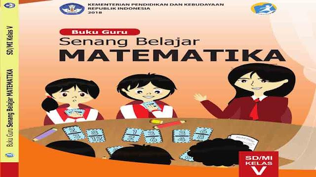 buku matematika kelas 5 revisi 2018