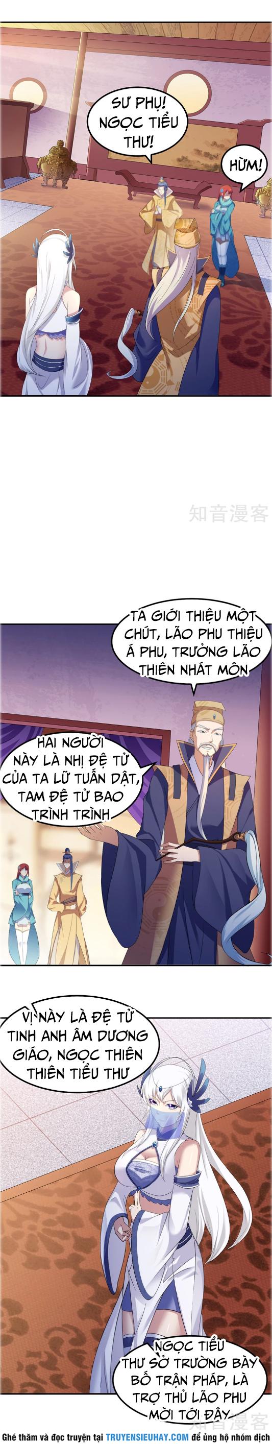 Võ Đạo Độc Tôn Chapter 64 - Hamtruyen.vn