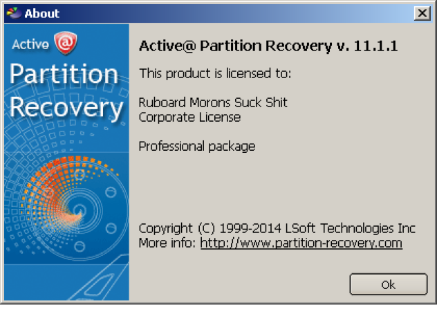 Active@ Partition Recovery for Windows - Free download and ...