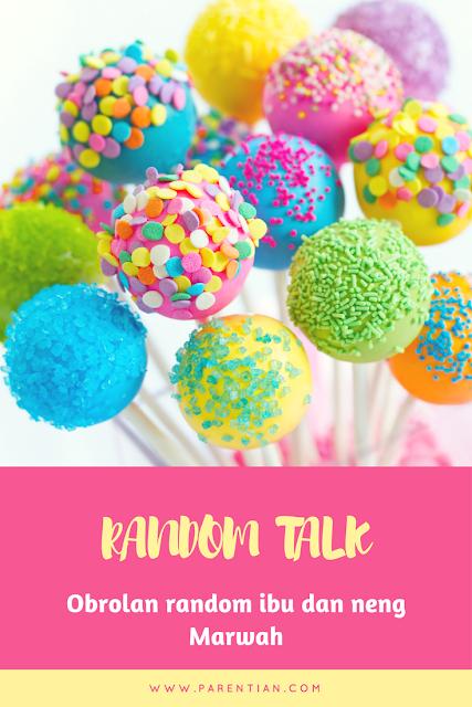 Random Talk #1