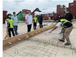 Kantor UPP Kelas II Tanjung Redeb Siapkan Lahan Tambahan Untuk Penumpukan Container