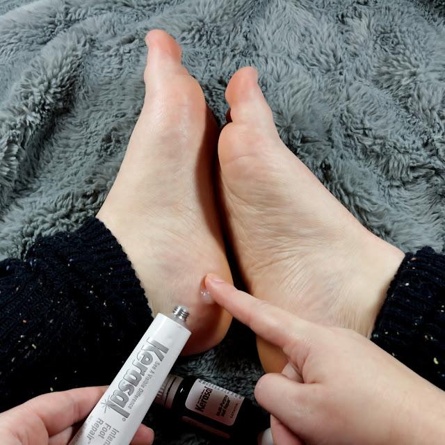 Kerasal® Intensive Foot Repair