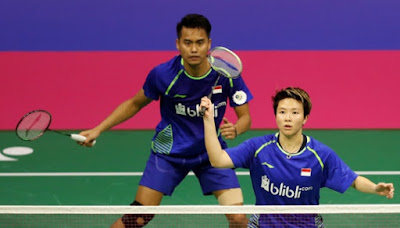 Perempat Final Fuzhou China Open 2018