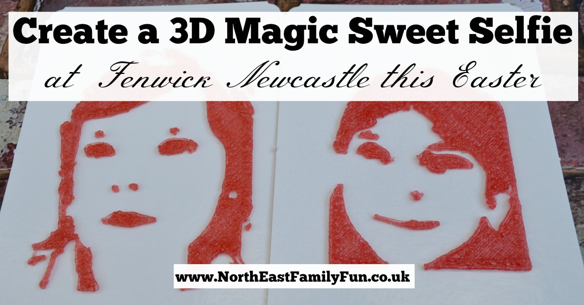 Create Magic Sweet Selfies with Katjes Magic Candy Factory at Fenwick Newcastle this Easter