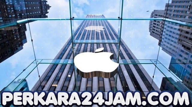 Fendor Apple Dinobatkan Sebagai Perusahaan Terkaya Di Dunia