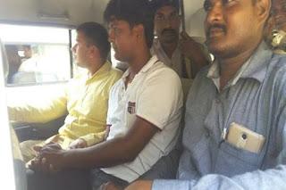 in biharsharif arrest a junior engineer