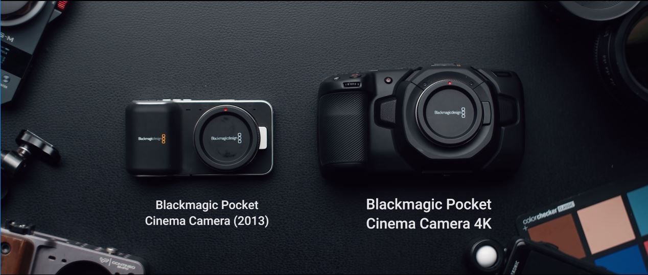 Our expensive Cameras might have been a mistake... - Blackmagic Pocket 4K Review