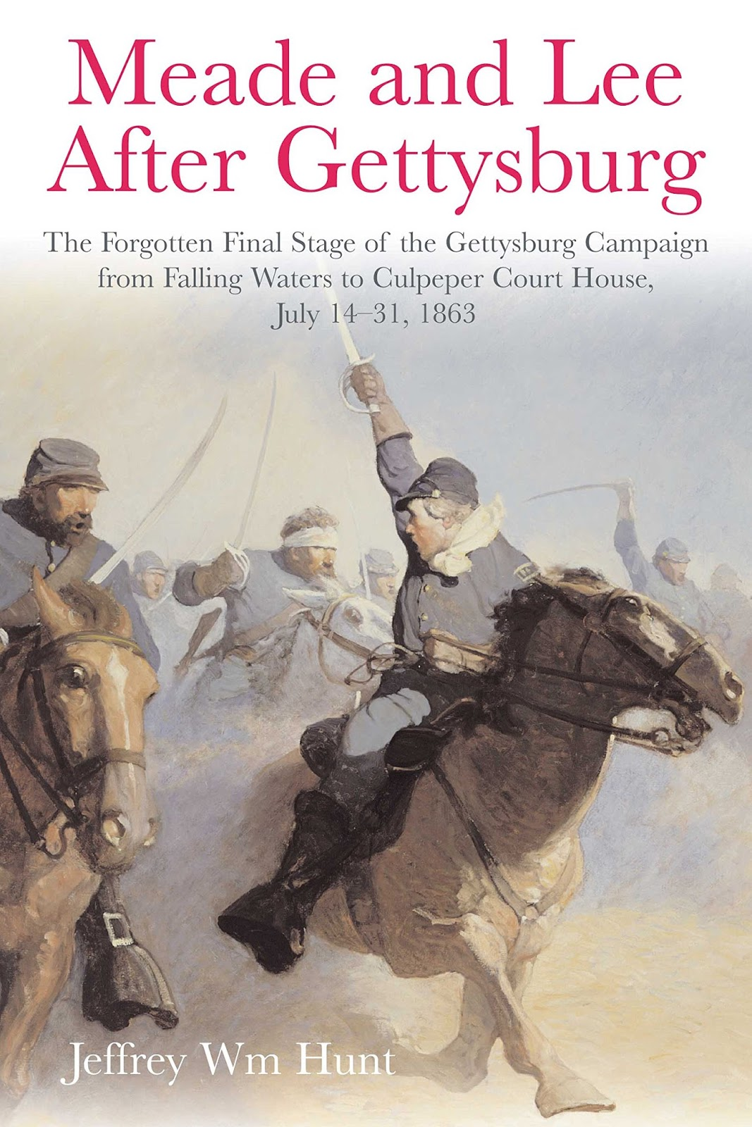 The Fighting In The Eastern Theater Between The End Of The Battle Of  Gettysburg And The Beginning Of The 1864 Overland Campaign Has Received  Increased
