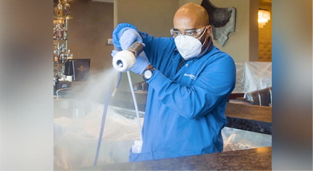 Anti-Microbial Coatings on Furnishings, Fixtures & Touch Points