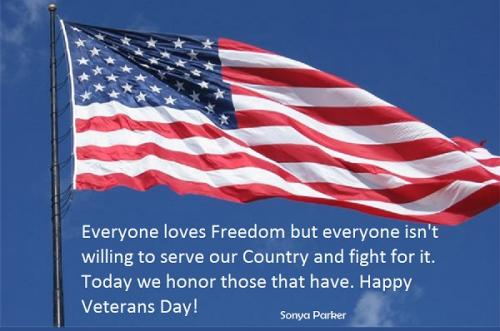 veterans day saying for whatsapp