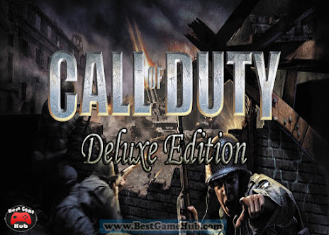 Call of Duty Deluxe Edition PC Game Free Download