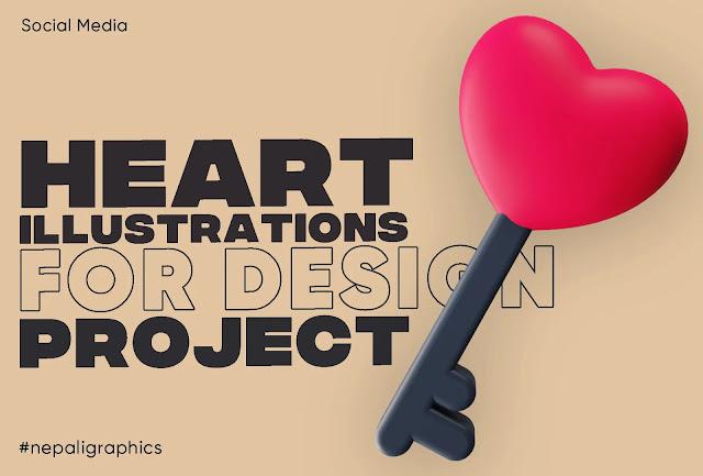 heart-3d-illustrations