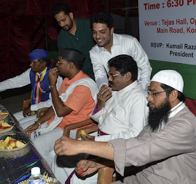Iftar-party-on-behalf-of-the-humanity-foundation