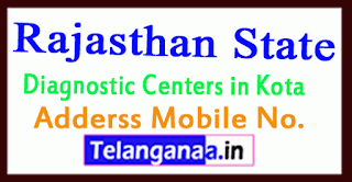 Diagnostic Centers in Kota Rajasthan
