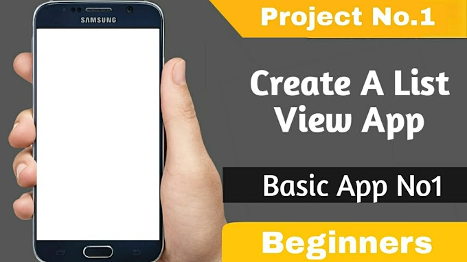 how to create a book app in android studio