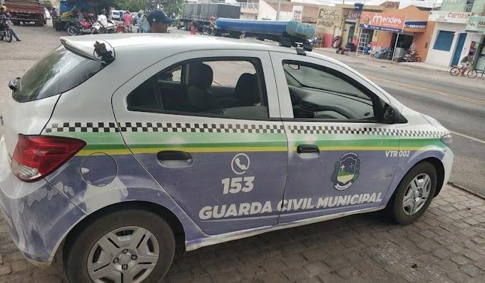 Jacobina: Guarda Municipal recupera produtos furtados em Taquarendi