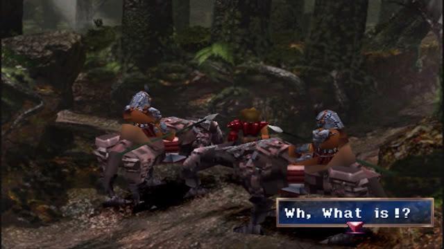 The Legend of Dragoon - PSX - Captura 3