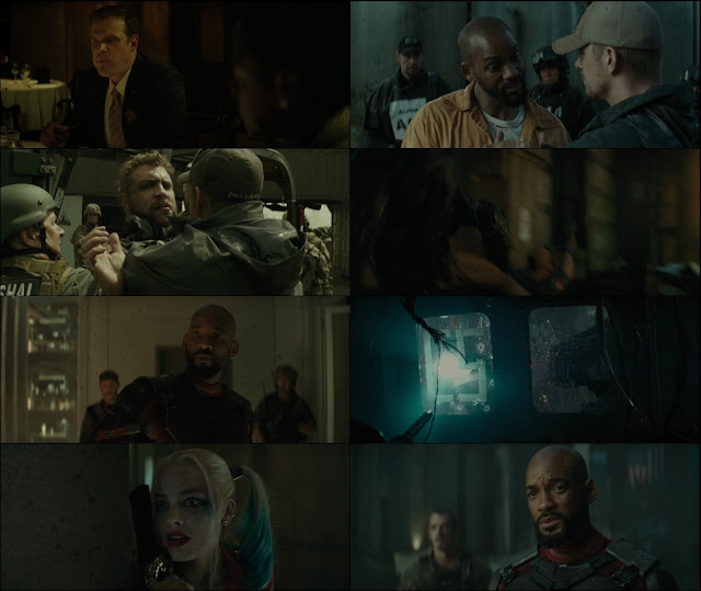 Suicide Squad 2016 English (Hindi Sub) 1080p BluRay