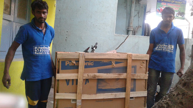 Packers and Movers Bangalore Charges Approx