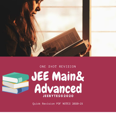 ONE SHOT REVISION Mathematics JEE Main & Advanced