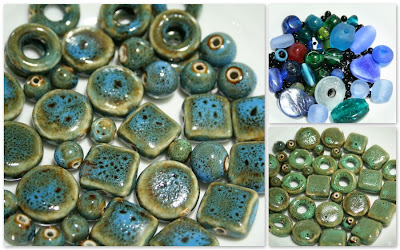 Ceramic beads :: All Pretty Things