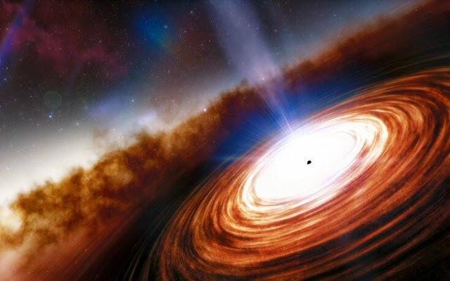 Ανακαλύφθηκε το πιο μακρινό κβάζαρ στο σύμπαν, τροφοδοτείται από μία θηριώδη μαύρη τρύπα