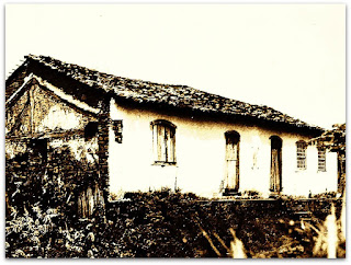 Antiga Casa dos Teares da Feitoria, na Casa do Imigrante, São Leopoldo