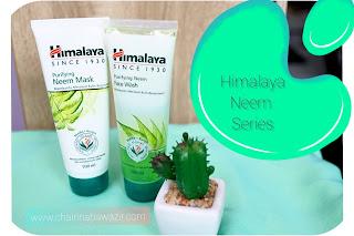 { Review } Himalaya Herbal Neem Series