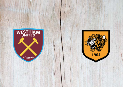 West Ham United vs Hull City -Highlights 22 September 2020