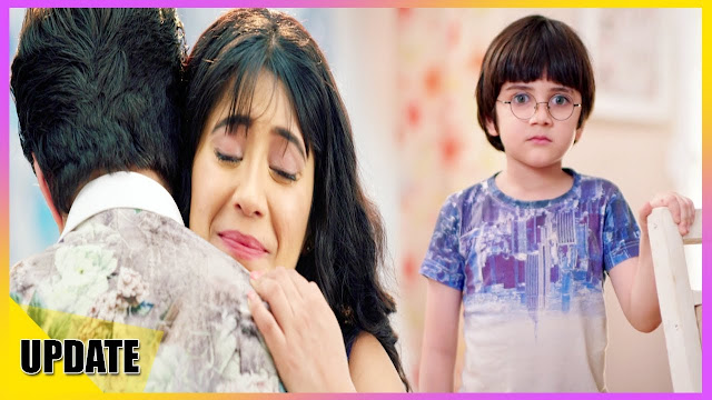 Kairav tears Kartik's photo major shocker for Kartik Naira in Yeh Rishta Kya Kehlata Hai
