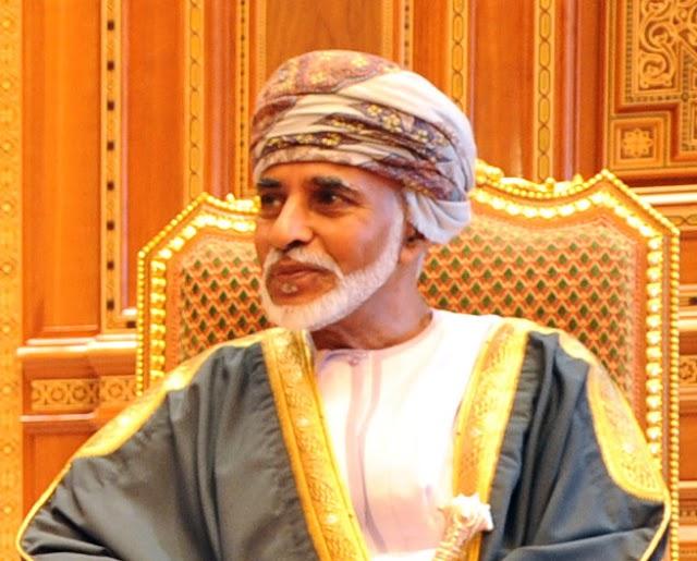 Kabus Bin Said hangi ülkenin sultanıdır?