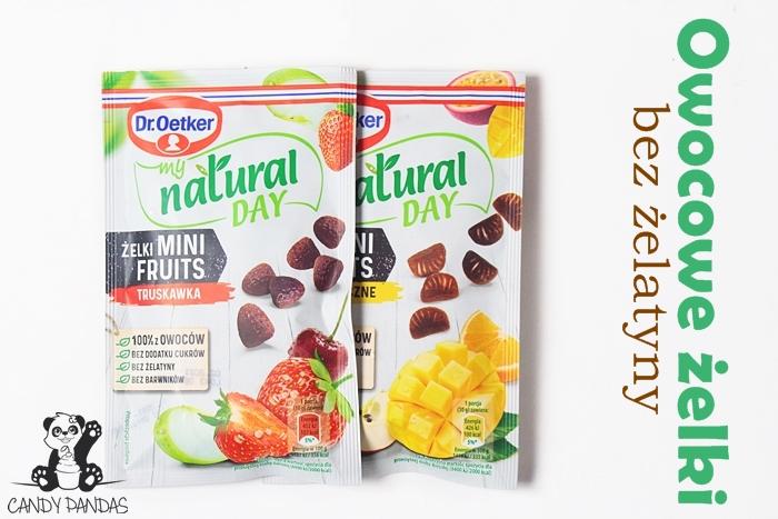 Żelki Mini Fruits – Dr. Oetker