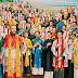Hình ảnh mừng lễ kính các thánh tử đạo Việt Nam quan thầy ban Trống giáo xứ