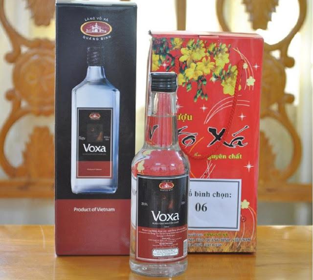 Rượu Võ Xá Quảng Bình
