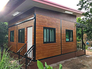 Contoh Rumah Minimalis Unik Sederhana