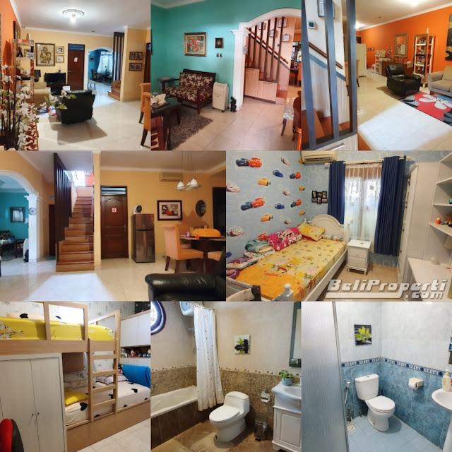 interior rumah dijual di srengseng kembangan