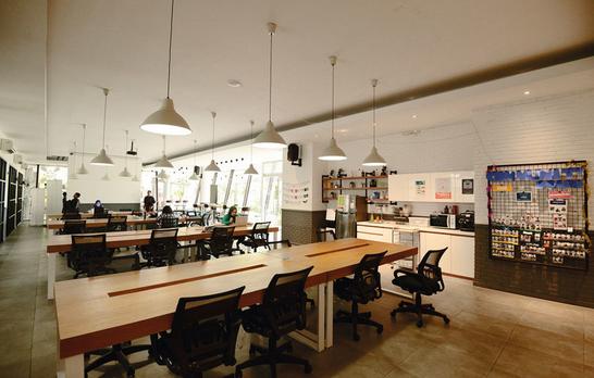 Rekomendasi Coworking Space Jakarta Pusat Terbaik