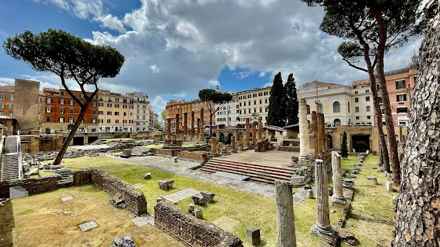 Ruins, ghosts and cats: Rome's 'Area Sacra' to welcome visitors