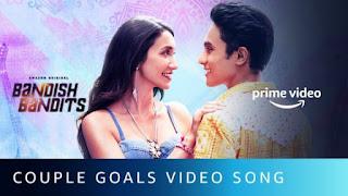 Couple Goals Lyrics Bandish Bandits | Armaan Malik x Jonita Gandhi