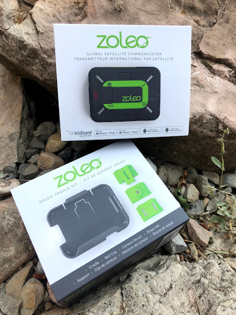 Gear Review: ZOLEO Satellite Communicator