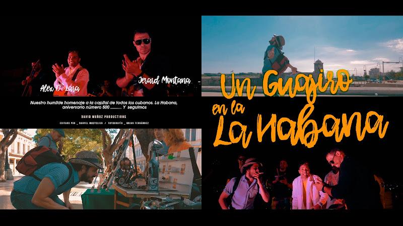 Jerard Montana & Alex D´ Lara - ¨Un guajiro en La Habana¨ - Videoclip - Director: Daryel Mustelier. Portal Del Vídeo Clip Cubano