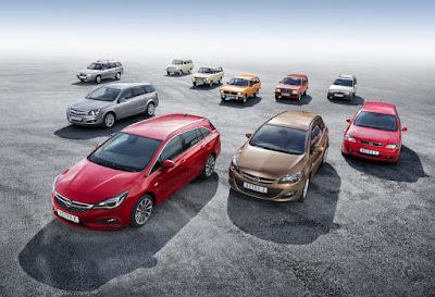 Νέο Opel Astra Sports Tourer