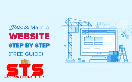 WORDPRESS: How to Make a Website in 2019 – Step by Step Guide (Free)