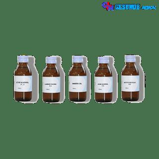 Reagen Dasar Emersion Oil