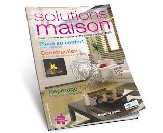Solutions Maison Magazine – Nro. 7 Edition 2011