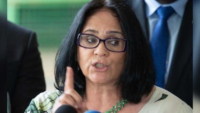 Ministra Damares anuncia vinda ao Marajó após abuso sexual de recém nascido