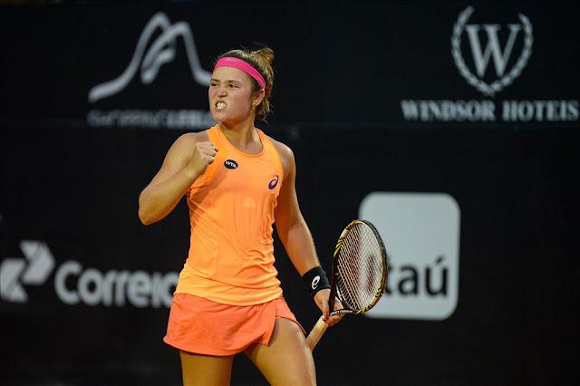 Gabriela Cé Roland Garros 2020 Rio Open,Paris