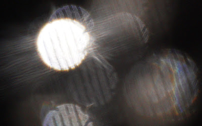 orbs with six stripes